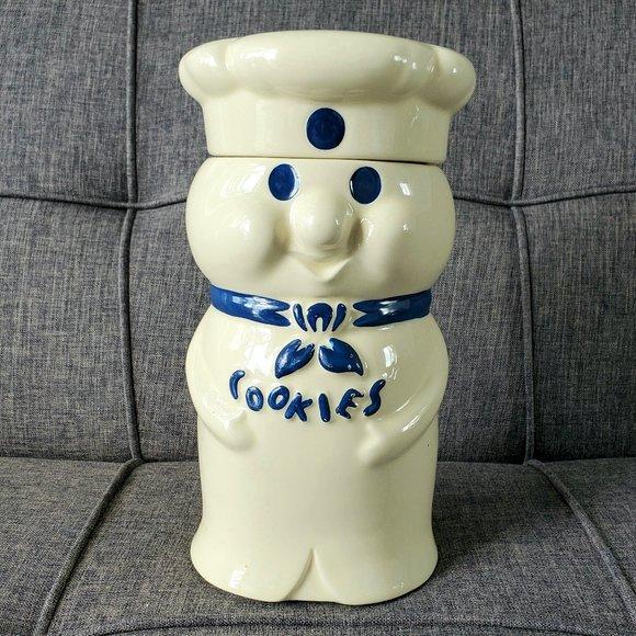 Vintage Other - 1973 Vintage Pillsbury Doughboy Cookie Jar